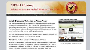 FBWD Hosting Alabama Small Business Websites